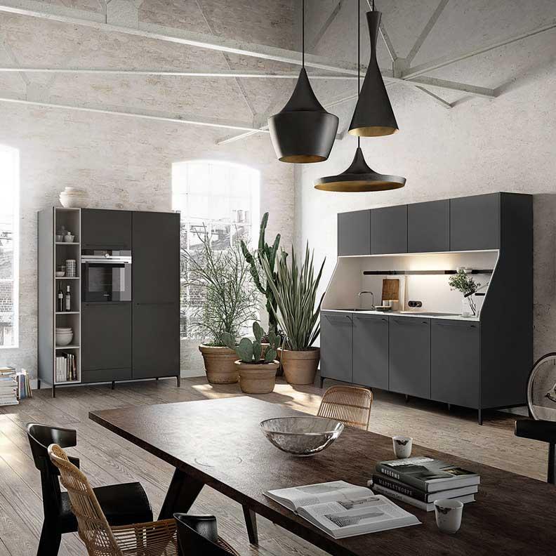 SieMatic Urban - Cuisine équipée design de luxe - Dotti Design, Toulouse
