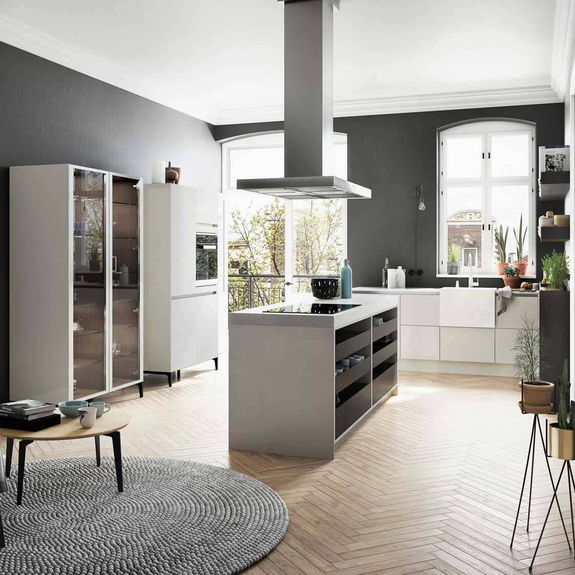 siematic urban cuisine design de luxe dotti design toulouse. Black Bedroom Furniture Sets. Home Design Ideas