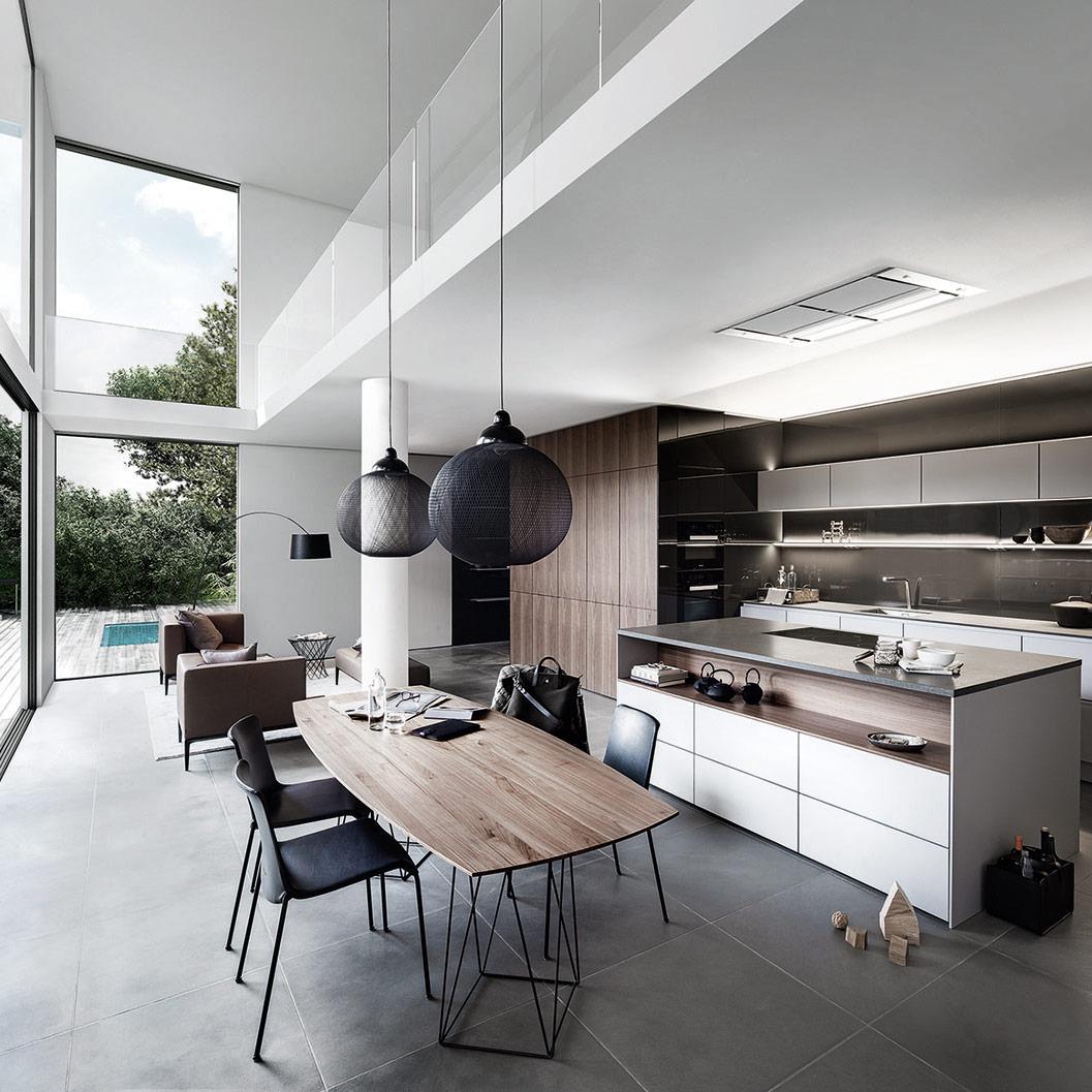 Siematic pure cuisine design haut de gamme dotti design toulouse for Cuisines design haut de gamme