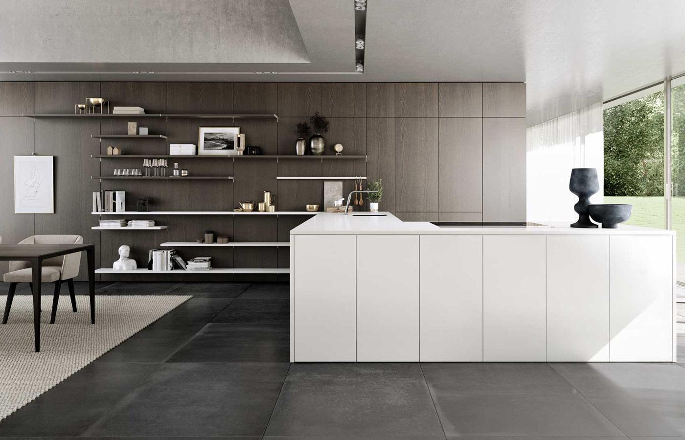Siematic pure cuisine design haut de gamme dotti design toulouse - Cuisine design haut de gamme ...