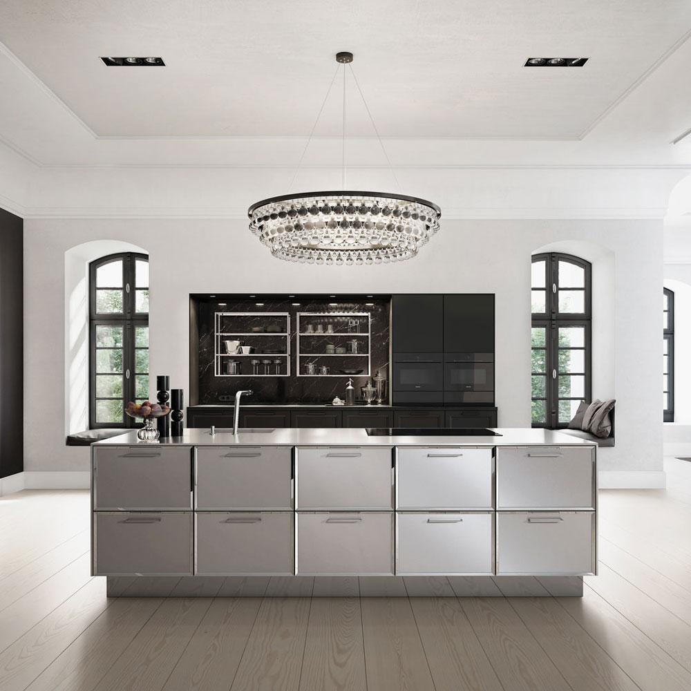 SieMatic Classic - cuisine classique contemporaine de luxe - Dotti Design, Toulouse