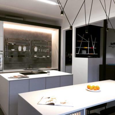 Showroom cuisiniste haut de gamme Dotti Design, Toulouse - revendeur SieMatic